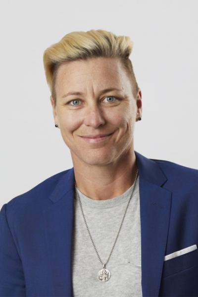 Abby Wambach courtesy of Makers