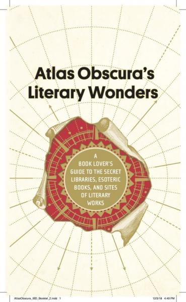 Atlas Obscura Literary Wonders