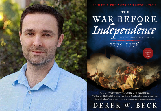 Derek Beck, The War Before Independence
