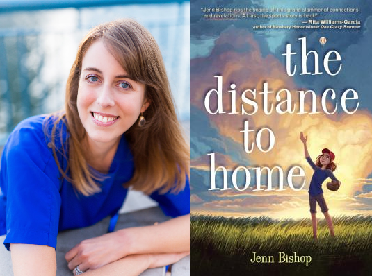 Jenn Bishop, The Distance to Home