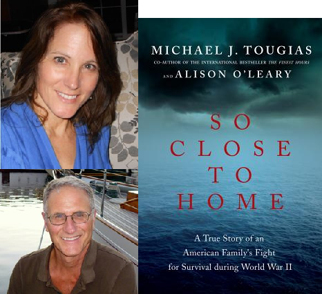 Alison O'Leary & Michael Tougias, So Close to Home
