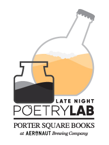 Late Night Poetry Lab at Aeronaut Brewing