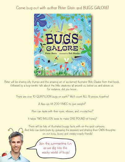 Peter Stein, Bugs Galore
