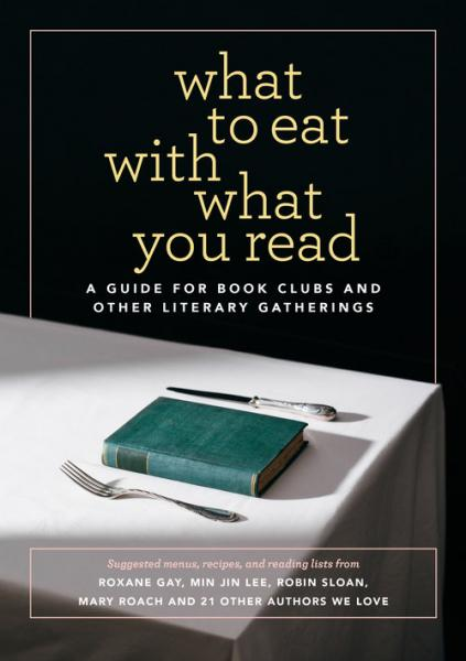 What to Eat with What You Read journal