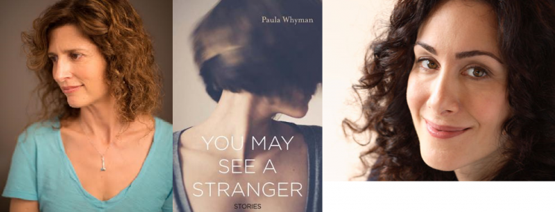 Paula Whyman, You May See a Stranger